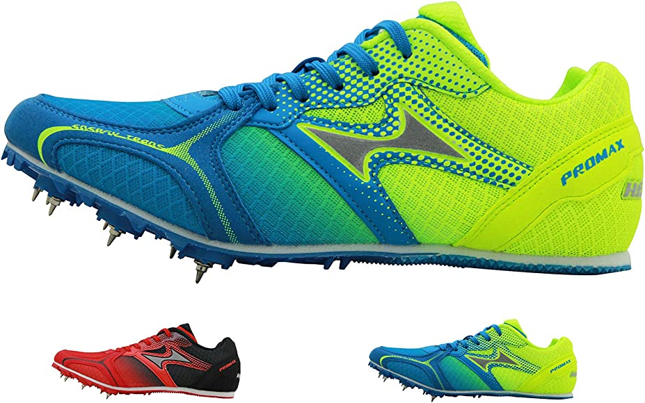 HEALTH Track Spike Running Sprint Shoes