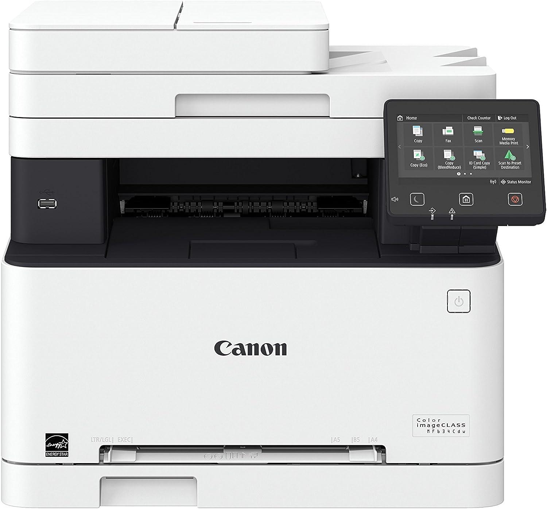 Amazon.com: Impresora laser Canon Color imageCLASS MF634Cdw ...