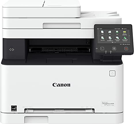 Canon Color imageCLASS MF634Cdw (1475C005) All-in-One, Wireless, Duplex Laser Printer, 19 Pages Per Minute (Comes with 3 Year Limited Warranty), ...
