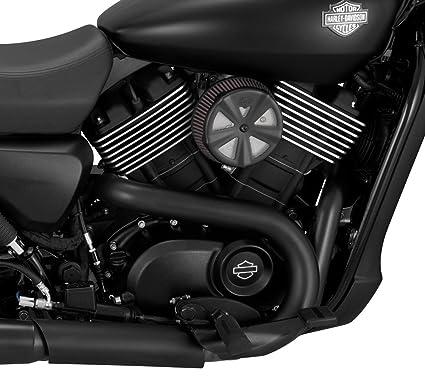 Vance & Hines VO2 Naked Air Intake for 2014 Harley Davidson Touring Models