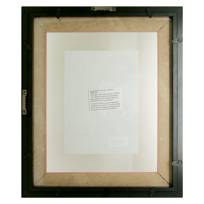 Amazon.de: Uniek Float Bilderrahmen x 20.32 cm 25.40 cm zum ...