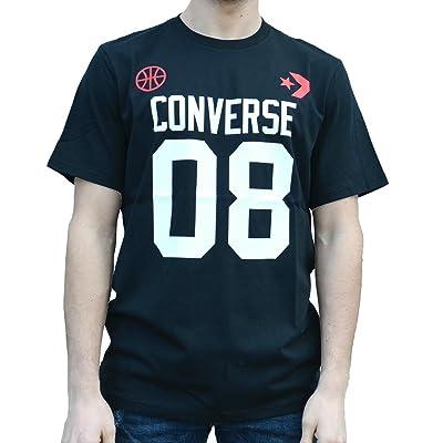 Converse Shirt Homme Noir 5897A01