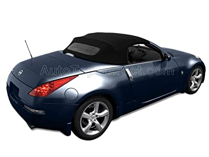 amazon com sierra auto tops nissan 350z convertible soft top