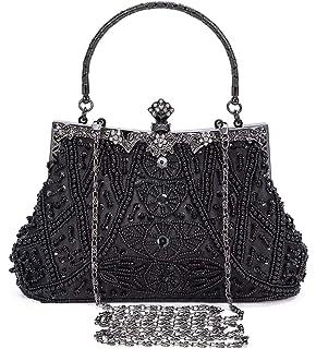 Amazon.com: ILISHOP - Bolso de mano para mujer, diseño de ...