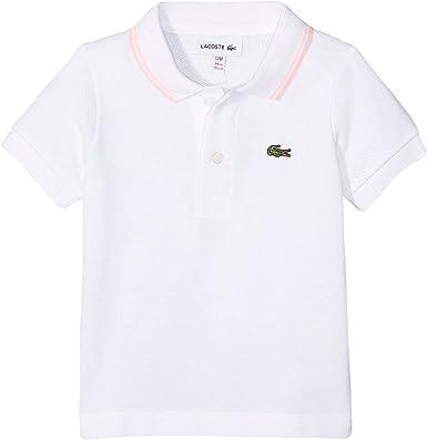 Lacoste Conjunto de Camiseta y Peluche para Bebés: Amazon.es: Ropa y accesorios