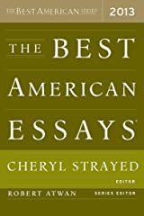 The Best American Essays 2013 (The Best American Series) Kindle Edition