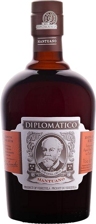 Diplomatico Diplomático Mantuano Ron Extra Añejo 40% Vol. 0 ...