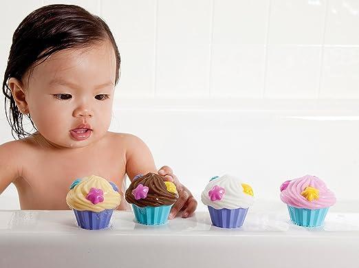 Munchkin Cupcake Bath Toys ONL...