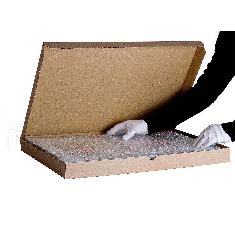 Scatole Postali Ultrapiatte A2formato 650x 450x 50mm enveloppebulle