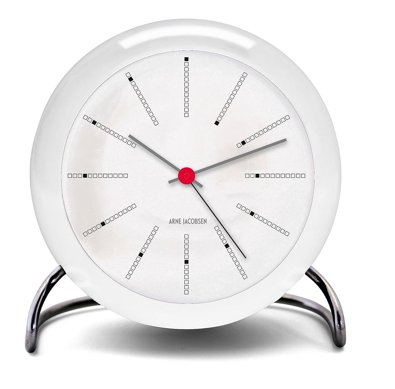 【正規輸入品】Arne Jacobsen Bankers Table Clock 43675 B006GWRFIQ