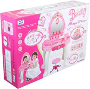 XIONG CHENG Beauty Dresser for Girls - Multi Color