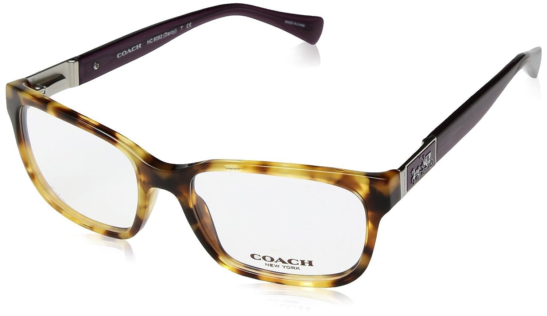 69121cf416c Coach womens spotty tort purple one size clothing jpg 1500x868 Purple coach  eyeglasses