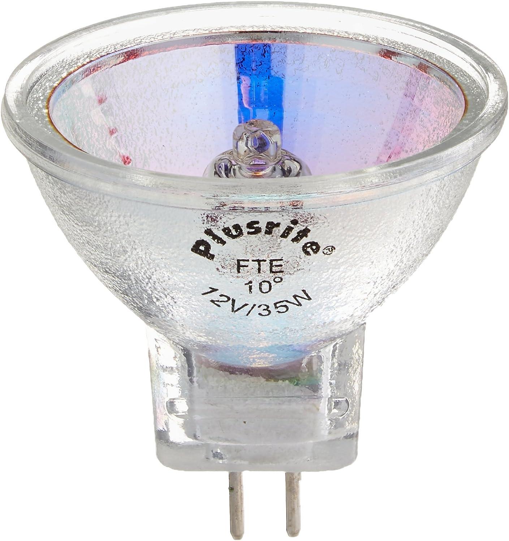 Plusrite 3203 03203 Mr11-Fte 35W Nsp Mr11 Halogen Light Bulb,