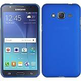Samsung Galaxy J3 case, KuGi ® High quality ultra-thin TPU Soft Case Cover for Samsung Galaxy J3 smartphone (Blue)