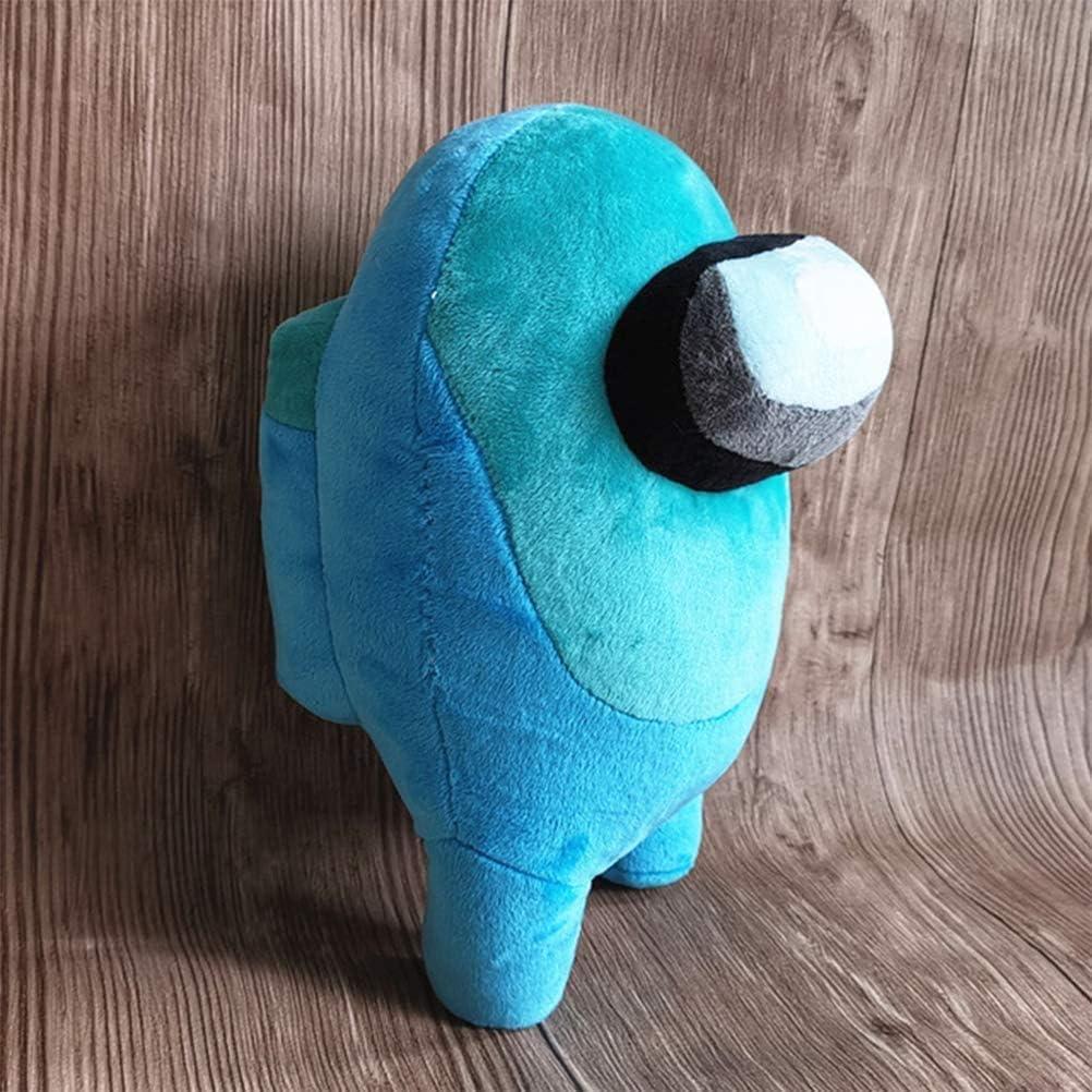 Among Us Impostor Plush Soft Stuffed Toy Dolls Action Figure Game Kids Xmas Gift