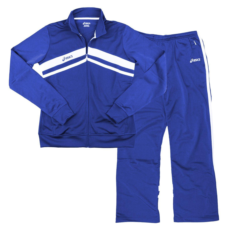 ASICS Women's Cabrillo Pants and Jacket Set