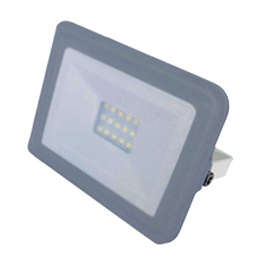 Stone 7007/B Proyector luz lámpara de exterior de LED 1 x 20 ...