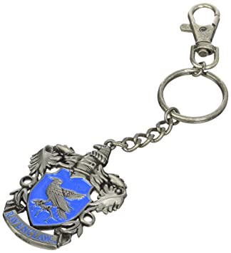 Harry Potter Llavero metálico Ravenclaw 5 cm: Amazon.es ...