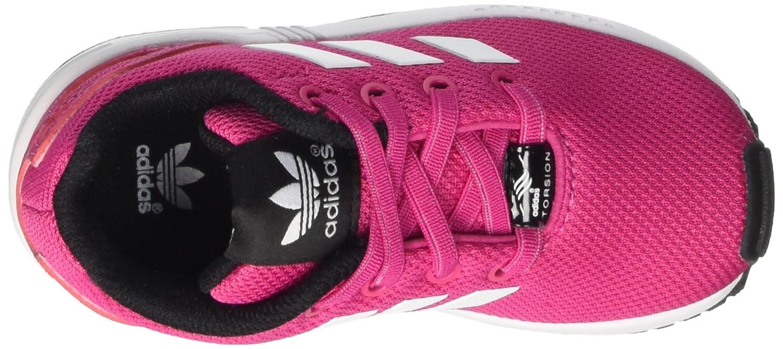 huge discount c5832 b390d adidas ZX Flux, Chaussures Bébé Marche Fille Amazon.fr Chaussures et Sacs