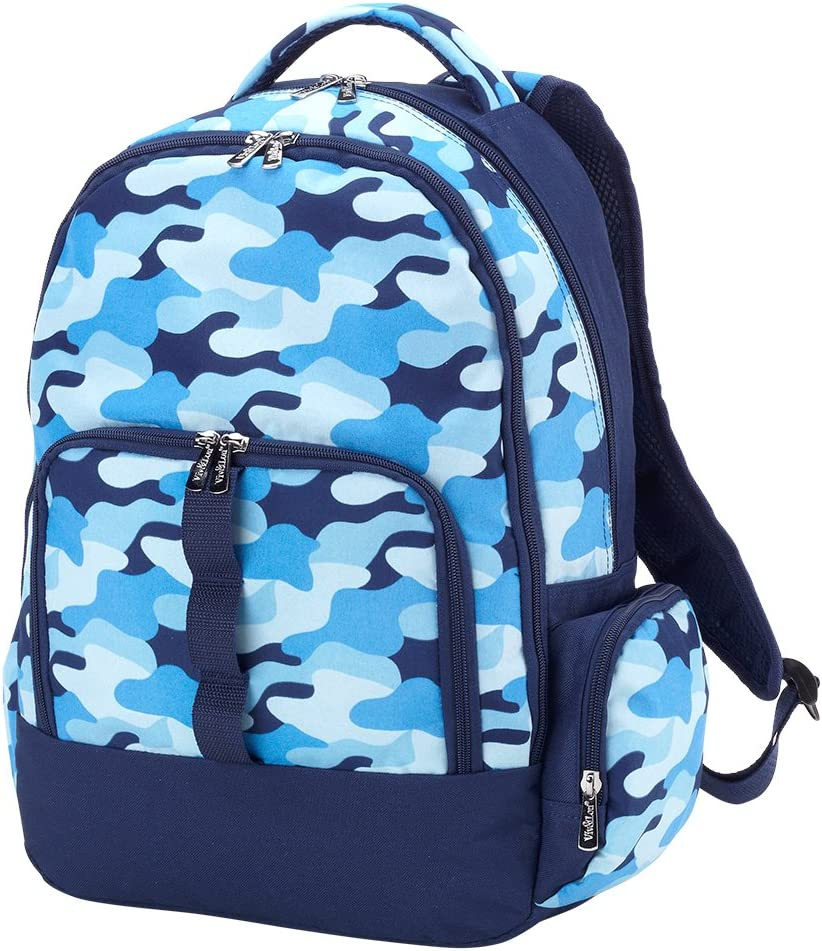 Personalized Wholesale Boutique Cool Camo Backpack