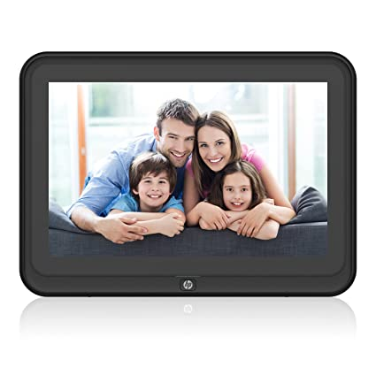 Amazon Digital Picture Frame Hp 101 Inch Wifi Photo Frame