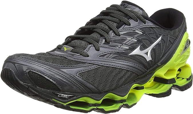 Mizuno Wave Prophecy 8, Zapatillas de Running para Hombre, Negro ...