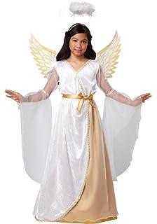 California Costumes Guardian Angel Child Costume Medium