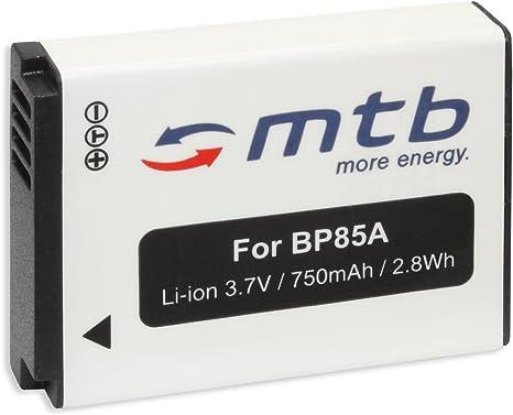 Batería para Samsung pl210 sh100 wb210 st200f st205f st201f st201 pl211 recambio