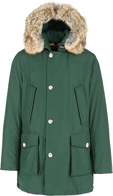 Woolrich Men S Arctic Parka Df John Rich Bros Kelly Green Green Size S Amazon Ca Clothing Accessories