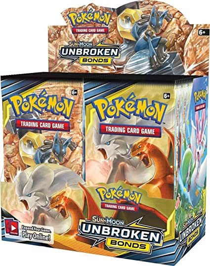 POKEMON BOOSTER PACK LOT UNWEIGHTED! 5 PACKS BRAND NEW SUN /& MOON!