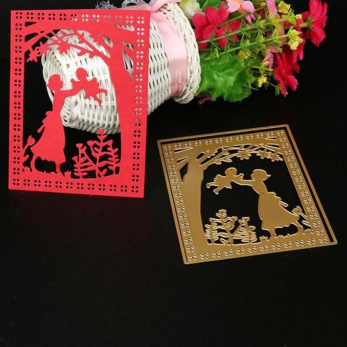 Joyeux Anniversaire sentiment UNBRANDED Craft Die Royaume-Uni vendeur cartes