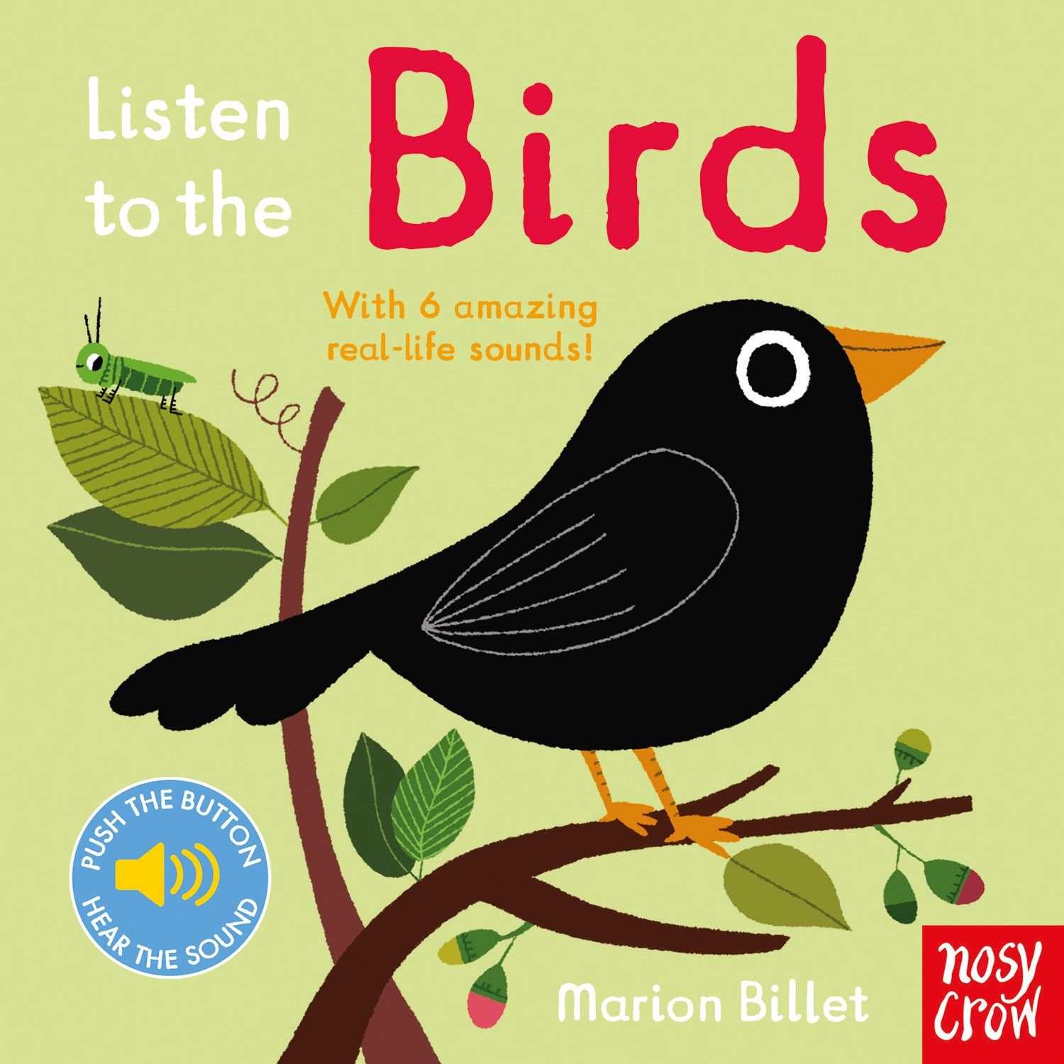 Nosy Crow Listen to the…. series