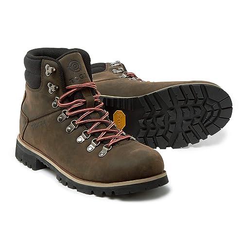 0a390e2e6d7 TOG 24 Ingleborough Mens Waterproof Walking Boots in Distressed ...