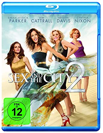 Image of Sex and the City 2 (+ Digital Copy) [Alemania] [Blu-ray]