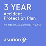 ASURION 3 Year Portable Electronic Accident Protection Plan $100-124.99