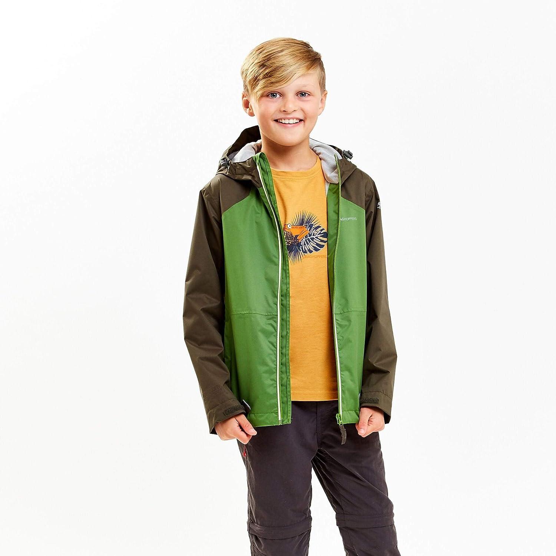 Craghoppers Kids Boys Amadore Jacket