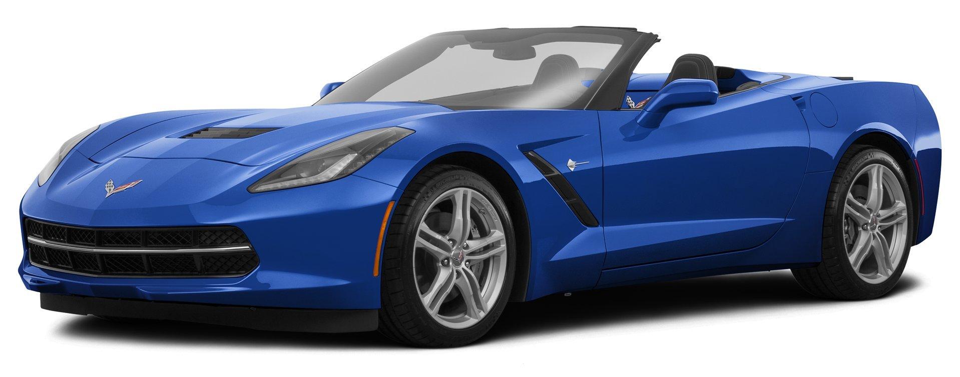2016 Chevrolet Corvette 1LT, 2 Door Stingray Convertible ...