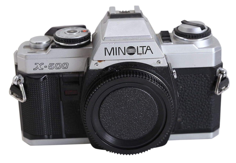 Amazon.com: Minolta X-500 X500 X 500 Camera Reflex: Electronics