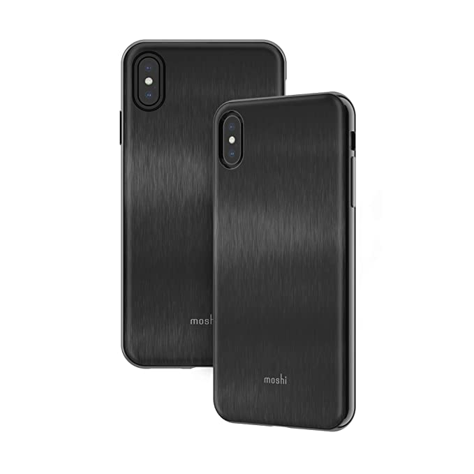 iphone xs max moshi phone case
