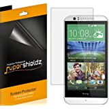 [6-Pack] SUPERSHIELDZ- Anti-Bubble High Definition Clear Screen Protector For HTC Desire 510 / Desire 512 + Lifetime Replacements Warranty - Retail Packaging