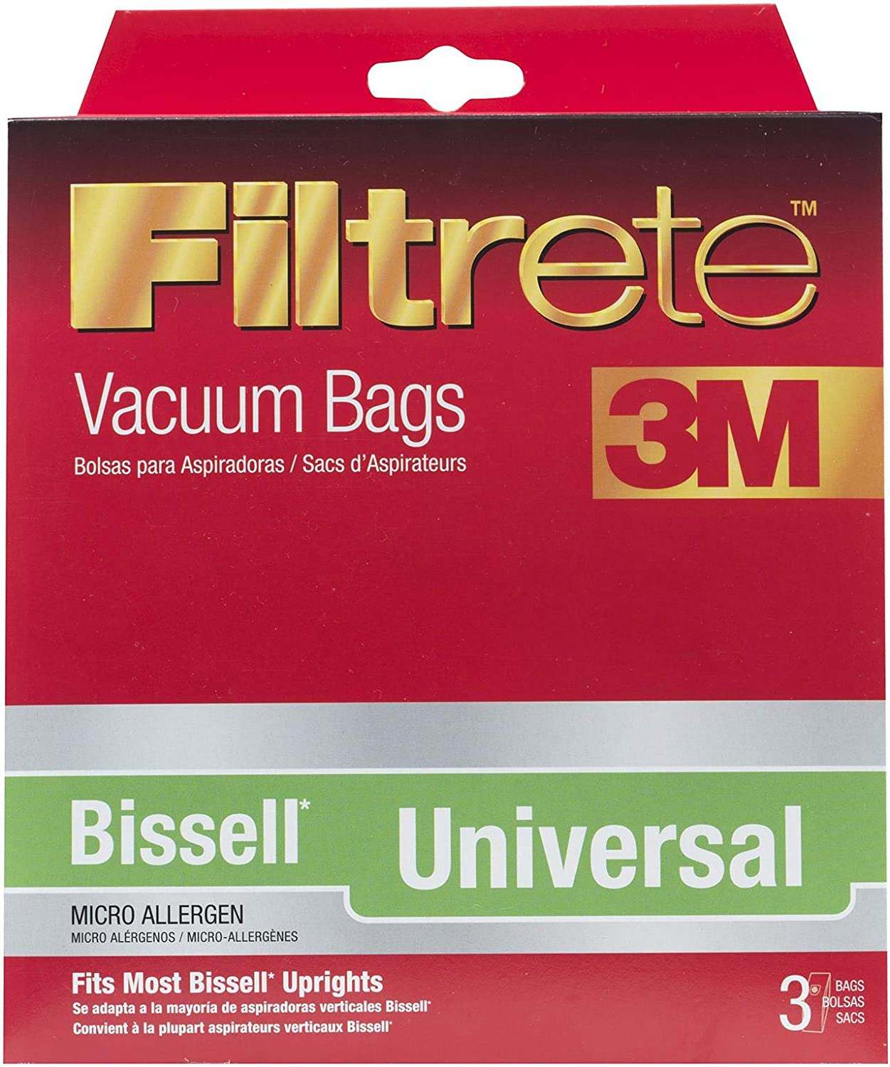 66707A-6 Filtrete Bag Biss 3Cd