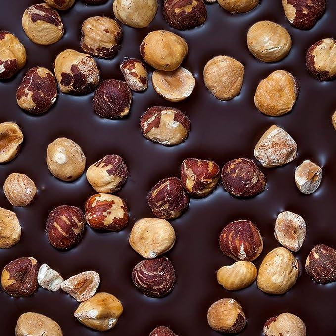Prozis 100% Real Whey Isolate Proteína para Pérdida de Peso, Recuperación Muscular y Culturismo, Contenido Mínimo de Grasa, Chocolate y Avellanas - 1000 g: ...
