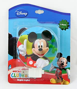 Amazon.com: Disney s Mickey Mouse Clubhouse Luz Nocturna: Baby