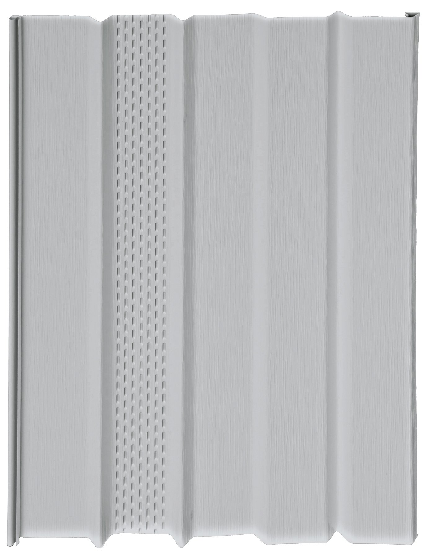 Mobile Home Skirting Vinyl Underpinning VENTED Panel GREY 16'' W x 46'' L (Box of 8) by Mobile Home Parts