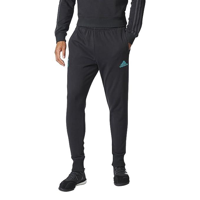 adidas Swt Pnt Pantalón Real Madrid, Hombre: Amazon.es: Ropa y ...