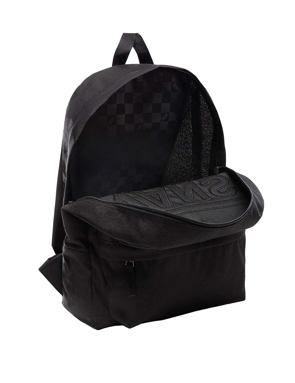 0fa0328b5a Vans Realm Flying V Backpack Black Mixed Floral Schoolbag VN0A3UI8YGL Rucksack  Vans Bags  Amazon.co.uk  Shoes   Bags