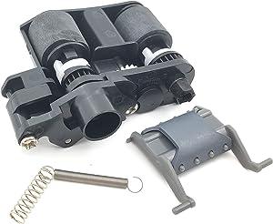 OKLILI CE538-60137 ADF Pickup Roller Separation Pad Compatible with HP CM1415 M1536 P1566 P1606 CP1525 PRO 100 Color MFP M175 M176 M177 M276