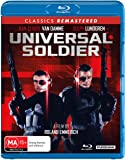 Classics Remastered: Universal Soldier (1992) (Blu-ray)