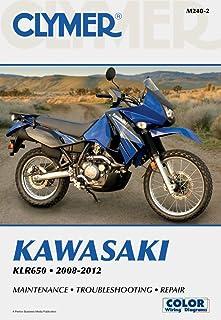 71yB4H%2BLESL._AC_UL320_SR222320_ amazon com clymer kawasaki shop manual automotive,Klr650 Goldwing Wiring Diagram