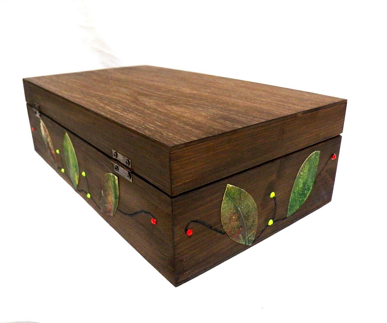 Caja T/é Fiesta del T/é Caja Bolsas T/é Amante del T/é Caja de T/é con Divisores Hora del T/é Caja de Paquetes de T/é Caja de Cocina